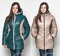 Практичная   женская зимняя куртка