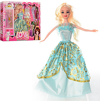 Кукла с нарядами KP 002 A1 HN