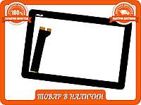 Сенсорное стекло Asus ME102, K00F, rev.3 черный