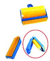 Щетка для чистки одежды + компактная дорожная щетка в подарок.