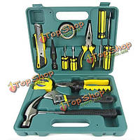 13шт ремонт автомобилей аварийный комплект комбинированный инструмент автомобильных запасных инструмент, фото 1