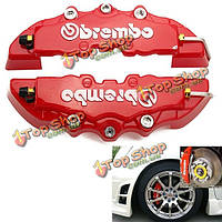 2шт автомобилей Auto передние тормоза украшения 3D Brembo модификация комплект