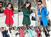Куртка с рукавичкой осень-зима