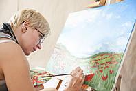 Обучение масляной живописи