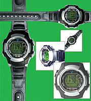 Спортивные часы, электронные.
