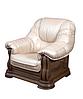 Классическое кожаное кресло Grizzly HUP (110 см), фото 10