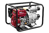 Бензиновая мотопомпа для грязной воды Stark WPT 80 (45 куб.м/ч, 80 мм)