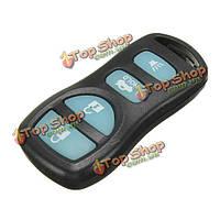 4 кнопки входа пульт дистанционного управления ключа автомобиля брелок кликер передатчика светится в темноте