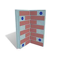 Клинкерные термопанели PARADYZNATURAL ROSE (внутренний угол)