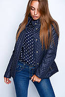 Женская осенняя короткая куртка