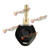 Автомобиль дистанционного ключа чехол брелок пустой ключ режиссерский HU58 лезвие с LED для BMW 3 серии 5 7 e36 e34 e32