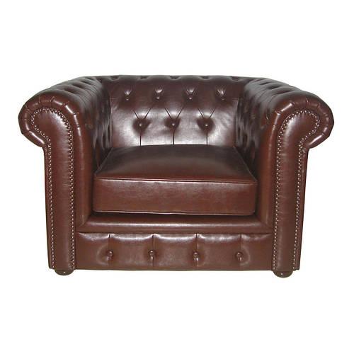 Стильное кресло Chesterfield HUP (115 см)