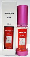 Женская туалетная вода Armand Basi In Red (Арманд Баси Ин Ред), 30 мл