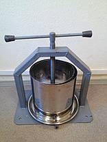 Пресс виноградный 15 л (Винница), фото 2