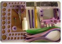 Инструменты и бумага для квиллинга
