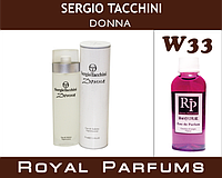 Духи Royal Parfums (рояль парфумс)Sergio Tacchini «Donna» 35 мл №33