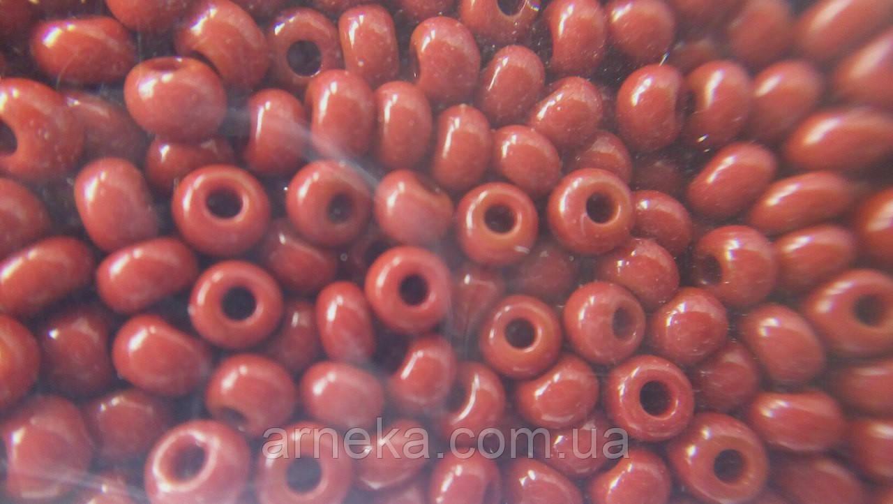 Бисер PRECIOSA CZECH 10/0 первый сорт 211/13600 натуральный 10 гр/ 50 гр