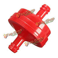 Топливный фильтр встроенный в линию газонокосилки Briggs Stratton 298090 298090s
