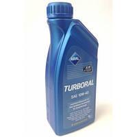 Моторное масло Aral Turboral sae 10w40 1л