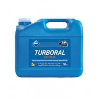 Моторное масло Aral Turboral sae 10w40 5л