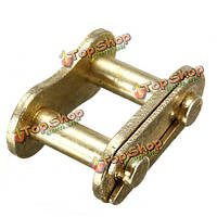 428 цепи яму грязи квадроцикл приводная цепь сплит ссылку золото