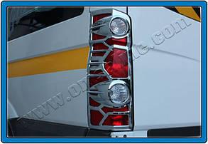 Накладки на стопы Volkswagen Crafter