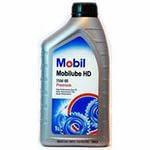 Синтетическое трансмиссионное масло Mobil Mobilube HD 75W-90 GL5