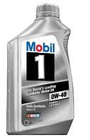 Масло моторное Mobil 0W40  ✔ 0.946л