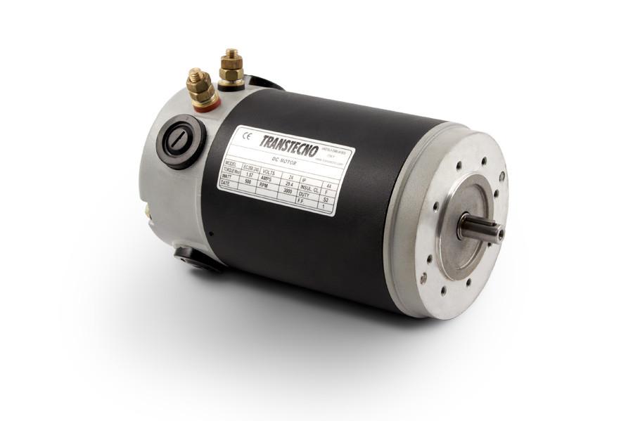 Двигатель постоянного тока 600 Вт 24В 3000 об/мин