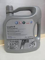 Масло моторное Масло моторное VW AUDI Longlife III  5W-30 5л