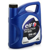 Моторное масло Elf Evolution 900 SXR 5W40  4л, фото 1