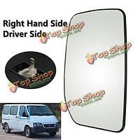 Автомобиль крыло зеркало стекло нагревается клип на стороне водителя для Ford Transit 2000-2013