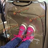 Автокресло Auto задняя крышка защищает заднюю часть сиденья просто установить для ребенка