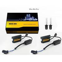 Комплект ксенона Sho-Me Light Pro Slim H7 4300K/5000K/6000K