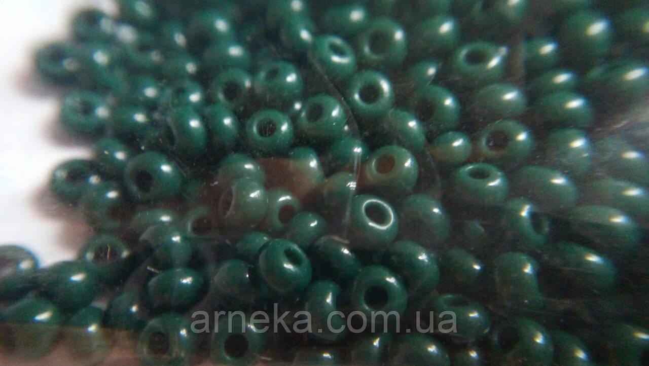 Бисер PRECIOSA CZECH 10/0 первый сорт 218/53270 натуральный 10 гр/ 50 гр