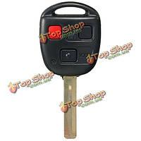 2 кнопки паники удаленного режиссерский ключ входа для Lexus GX470 LX470 2003-2005 hyq1512v