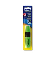 Текст-маркер флуоресцентный зеленый
