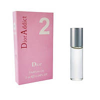 Масляный мини парфюм Christian Dior Addict 2 (Диор Аддикт 2), 7мл