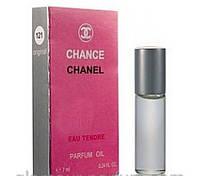 Масляный мини парфюм Chanel Chance Eau Tendre (Шанель Шанс Еу Тендр), 7 мл