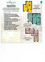 1 комнатная квартира село Фонтанка, фото 1