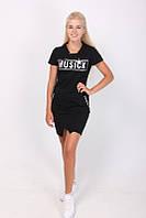 Модное спортивное женское платье