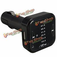 Автомобильный Bluetooth радио зарядного устройства usb из оставляющего руки свободными комплекта MP3-плеера передатчика