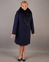 Классическое пальто шаль
