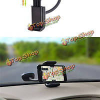 BT8112 Handsfree with Bluetooth  Function Car Charger Windshield Mount Smart Phone Holder