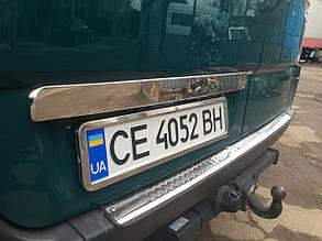 Накладка над номером Volkswagen Crafter
