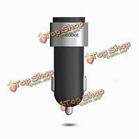 Автоботов двойной USB автомобильное зарядное устройство интеллектуальный помощник вождения рекордер погоды вещания