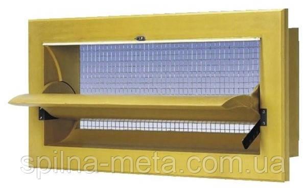 Клапан припливу повітря 650х275*100 мм