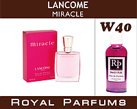 Духи Royal Parfums (рояль парфумс)Lancome MIRACLE \ Ланком МИРАКЛ  100 мл №40