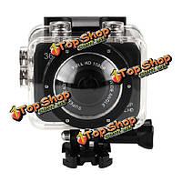 X360 камера панорамы действия 360° полный HD1080P видеомагнитофон
