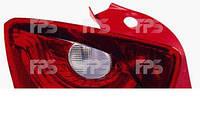 Фонарь задний правый на Seat Ibiza, Сеат Ибица 09-